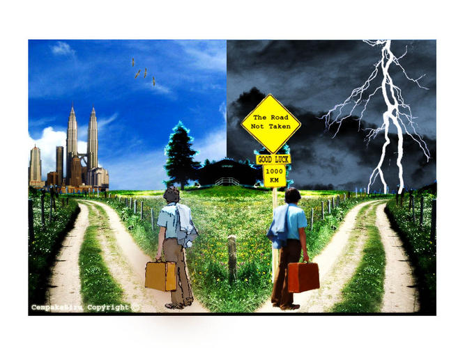 antithesis used road not taken Get an answer for 'can you tell me the line in the road not taken that shows antithesis' and find homework help for other the road not taken questions at enotes.